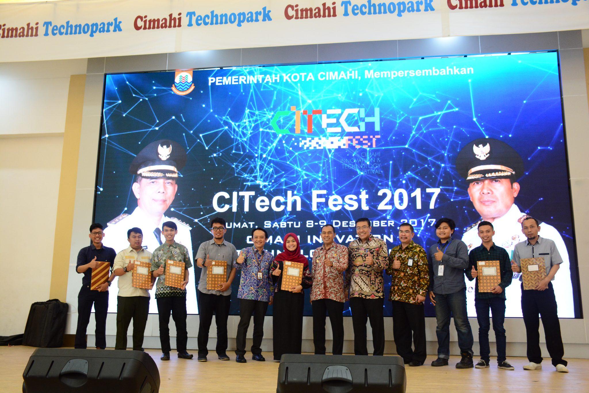 FESTIVAL TEKNOLOGI PERTAMA DI KOTA CIMAHI CITECH FEST 2017