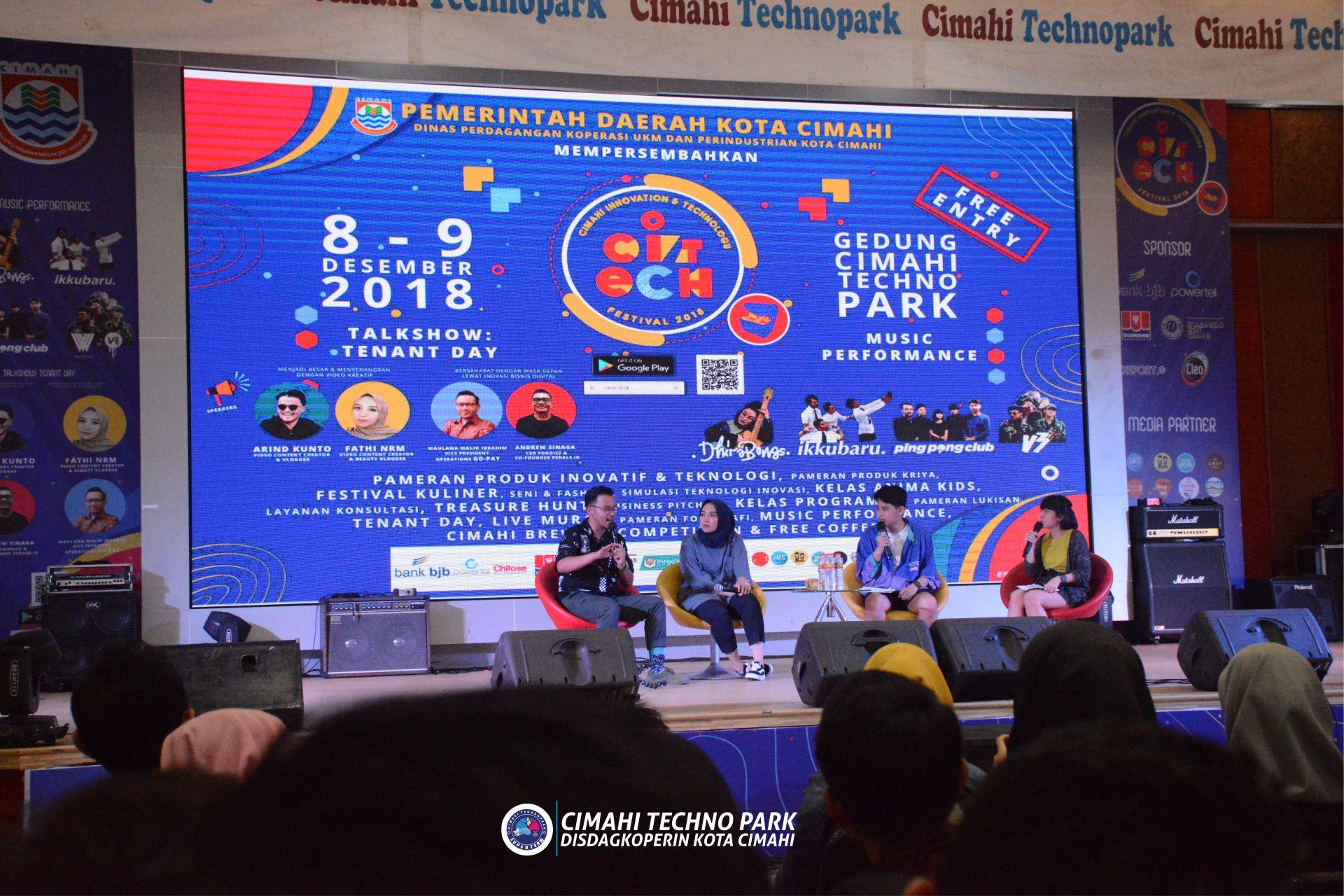 CITECH FEST 2018 Makin Seru!