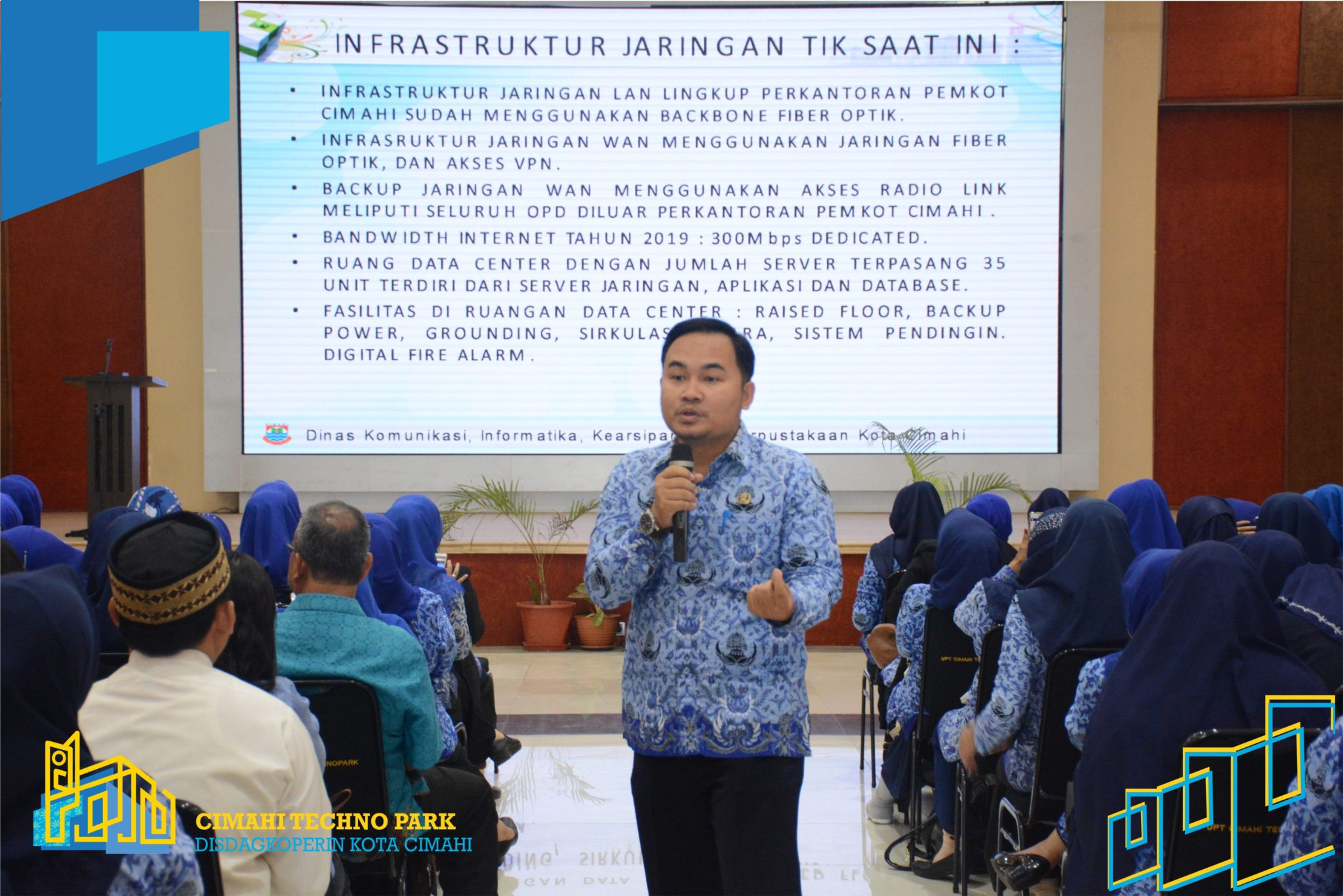 Penerapan Smart School Iot Technology Industry 4.0
