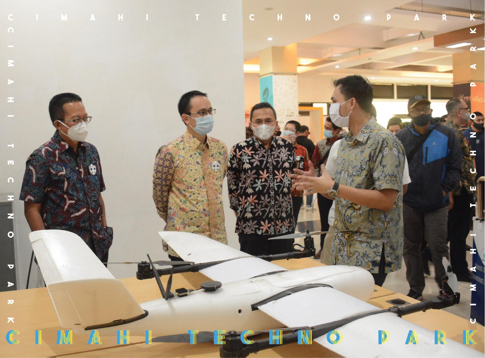 Wamendag RI Dorong Ekspor Produk Digital Kreatif dari Cimahi Techno Park