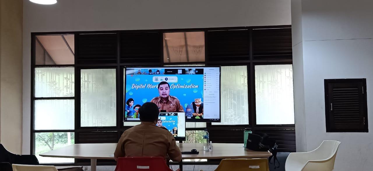 Pemasaran Digital Untuk Sektor Di Industri Di Kota Cimahi