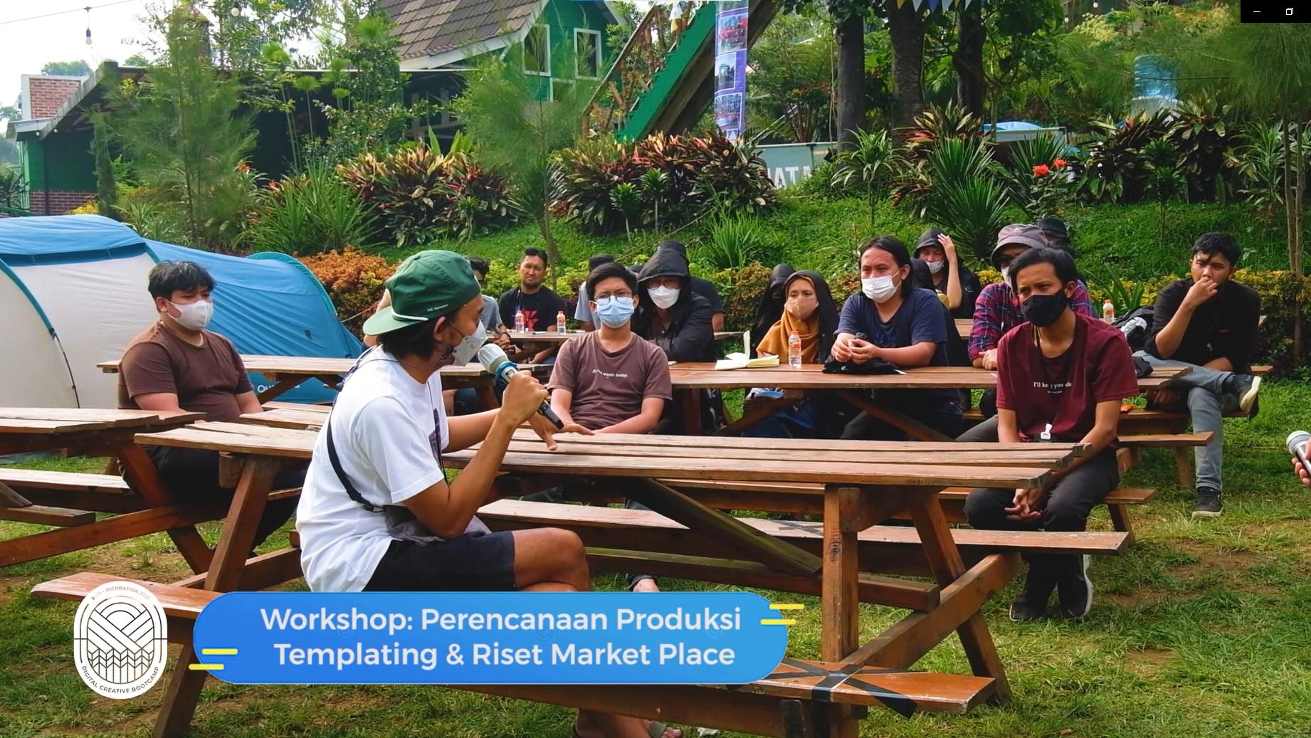 Cimahi Digital Creative Bootcamp 2021